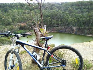 Mountain Biking Plenty Gorge Melbourne